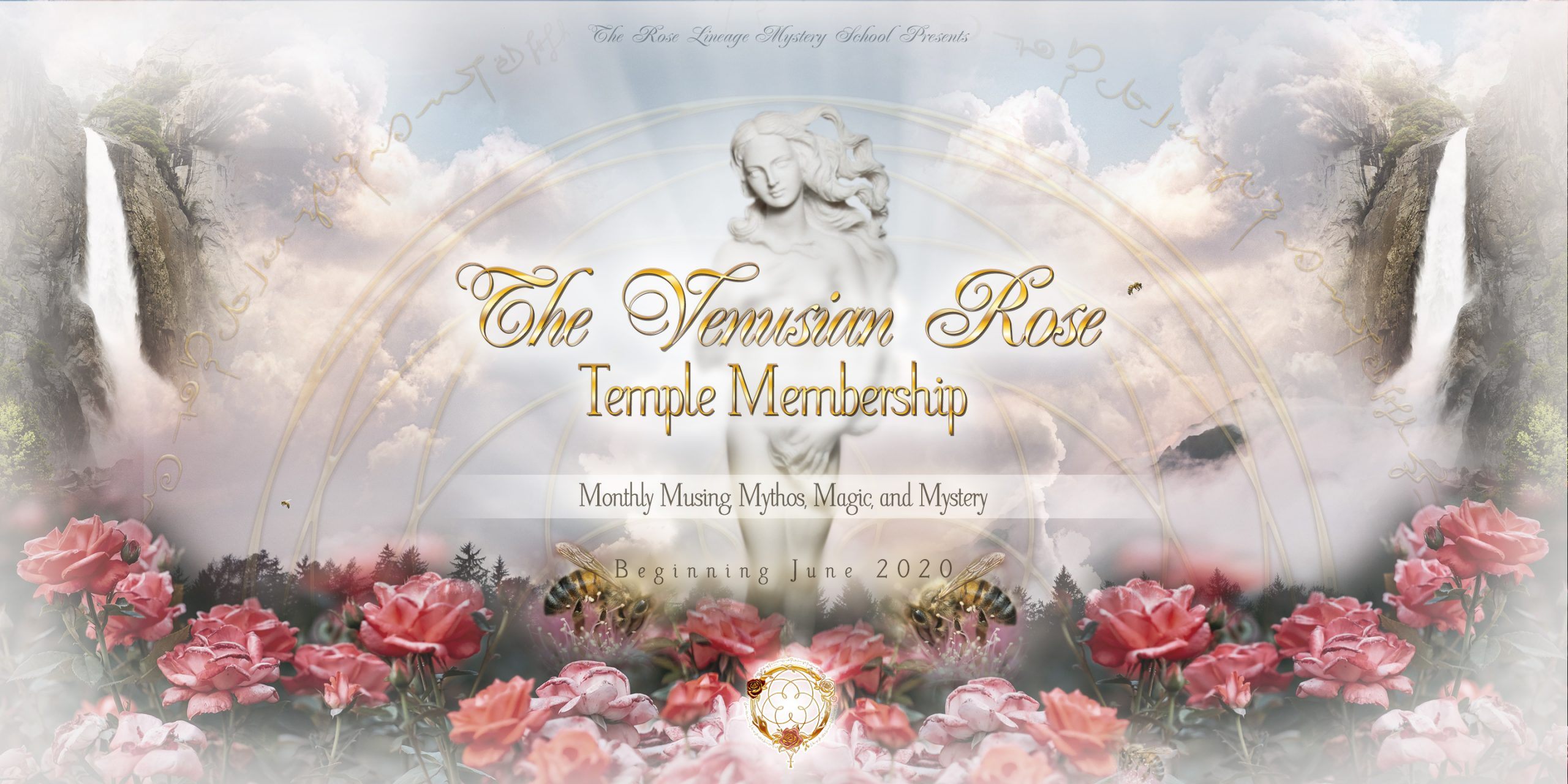 The Venusian Rose Temple Membership