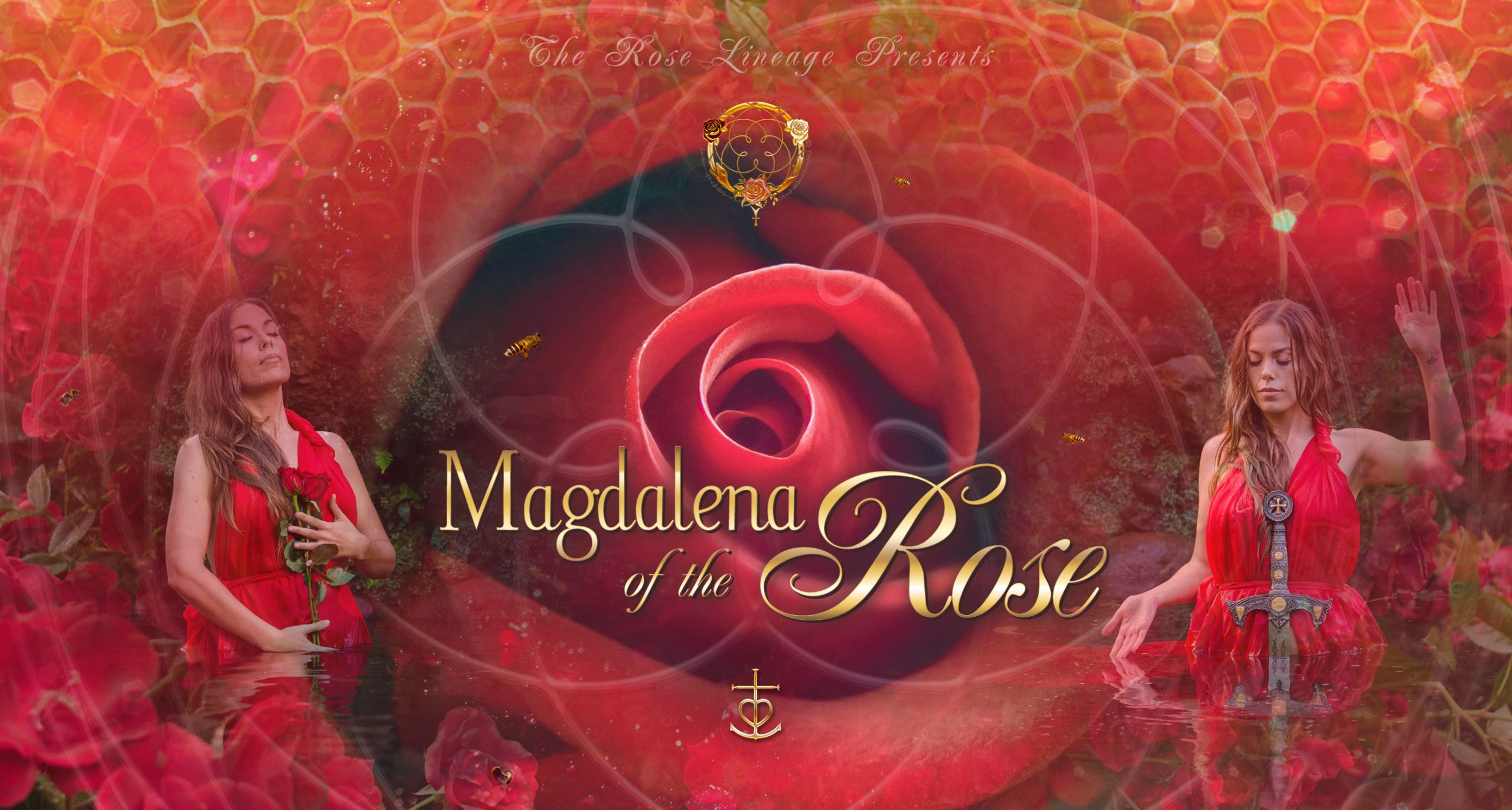 Magdalena of the Rose